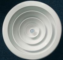 Round Diffuser Rotate Style -  Cửa gió tròn có núm xoay