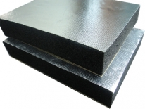 ATATA Insulation with aluminum layer